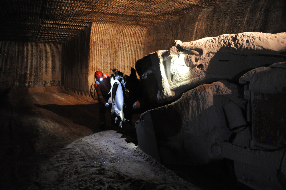 underground deepstore