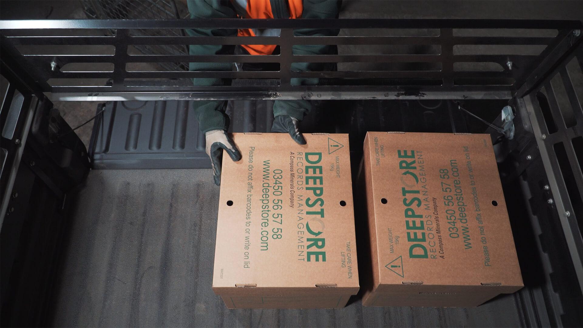 deepstore boxes